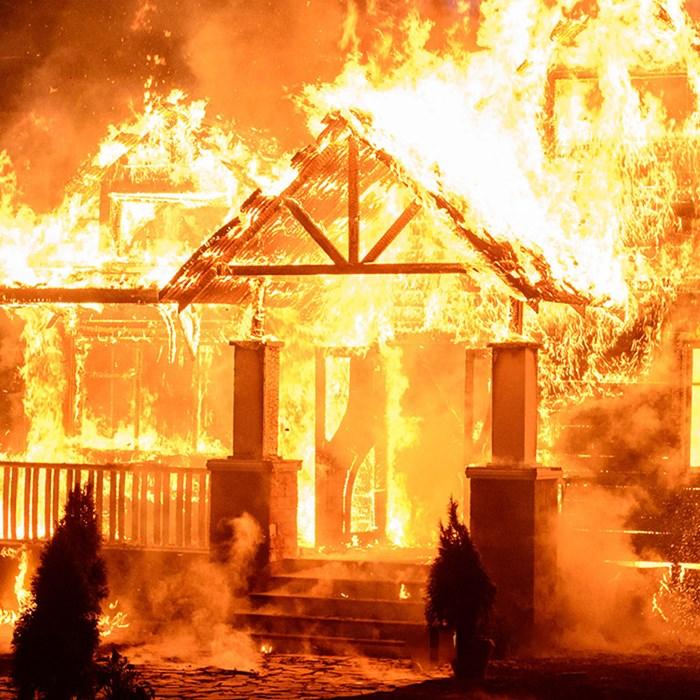 Drywall: incêndios que mudaram a história da construção