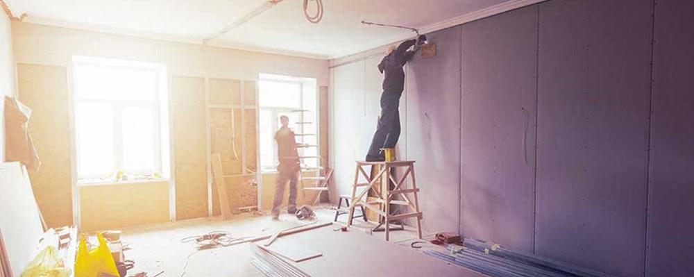 principais tipos de parede drywall