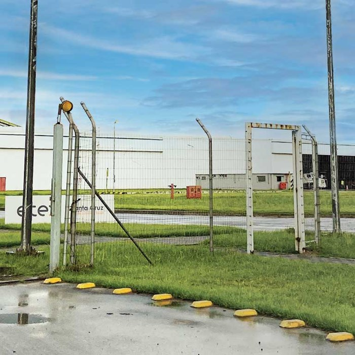 5 anos da maior e mais moderna fábrica de drywall da América do Sul