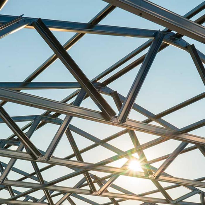 Light Steel Framing: construção rápida, eficiente e sustentável
