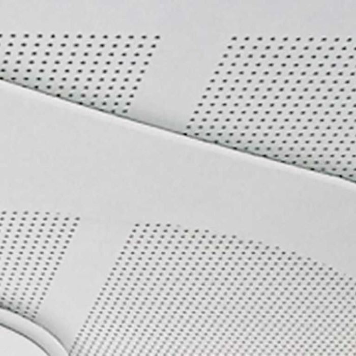 GypSOM: forros e paredes drywall de alta absorção acústica para seus projetos