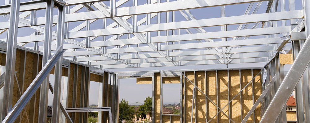 Light Steel Frame o que é