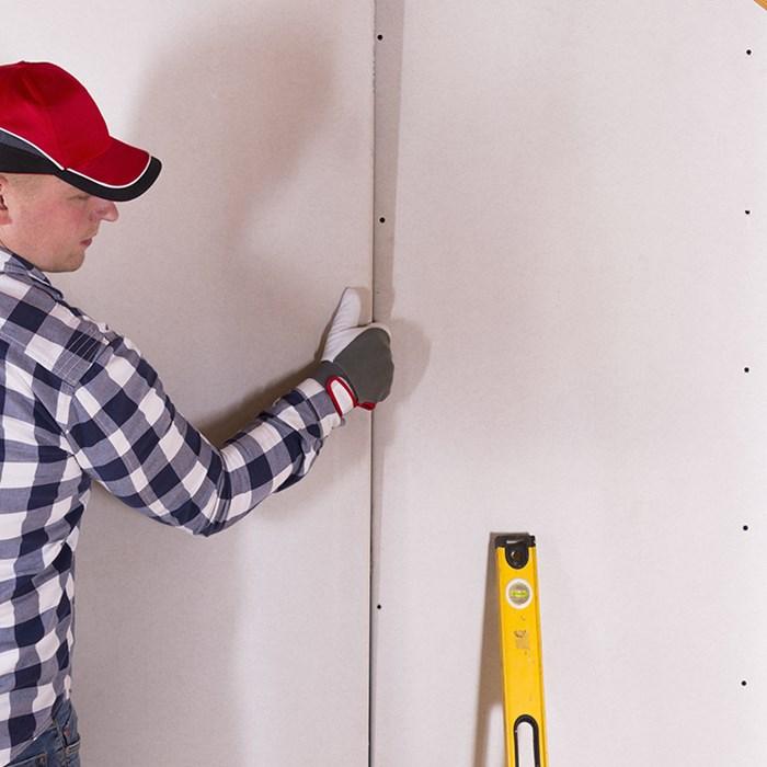 O sistema drywall como um aliado em obras já iniciadas