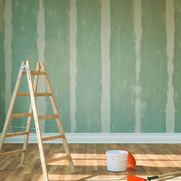 Paredes de drywall oferecem mais espaço útil aos ambientes
