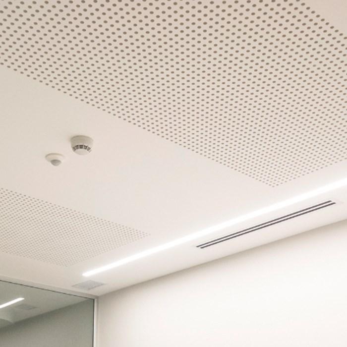 Placas perfuradas drywall: o que são e quais benefícios entregam