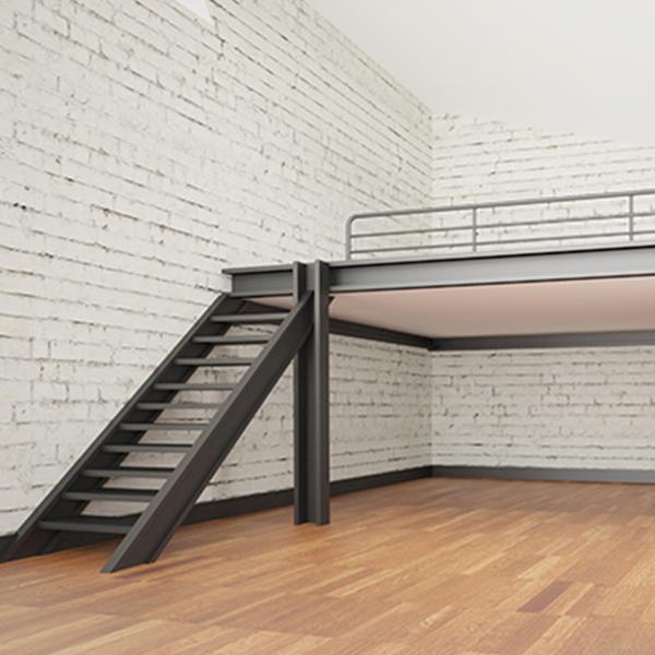Placa cimentícia para pisos, lajes seca e mezaninos