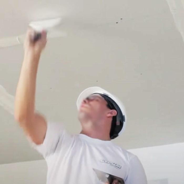 A massa correta garante qualidade no rejunte drywall