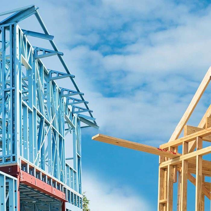 Steel e Wood Framing: por que investir nesses sistemas construtivos?
