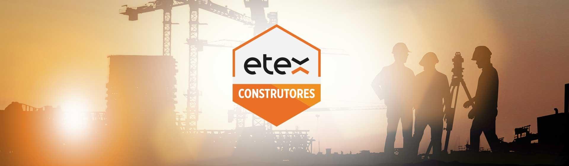 Banner Etex Construtores