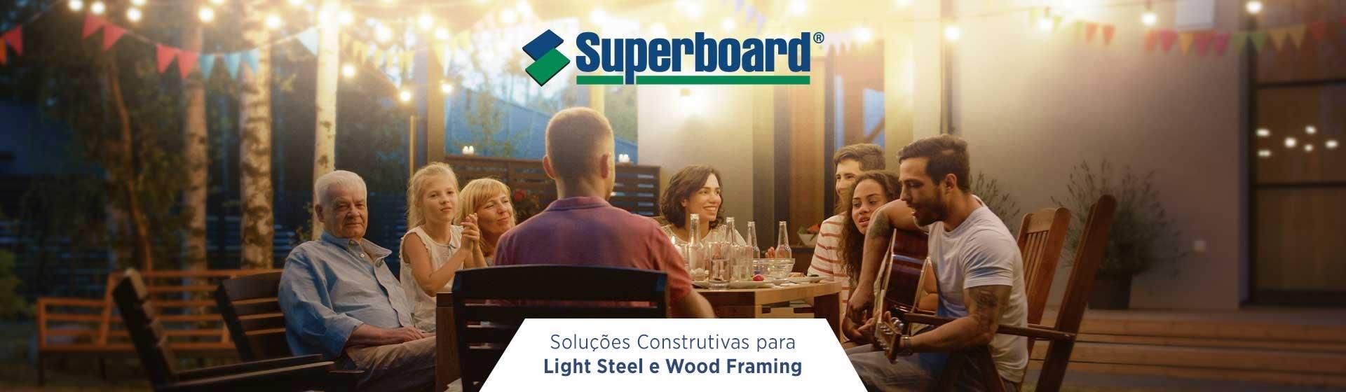 Banner home Superboard