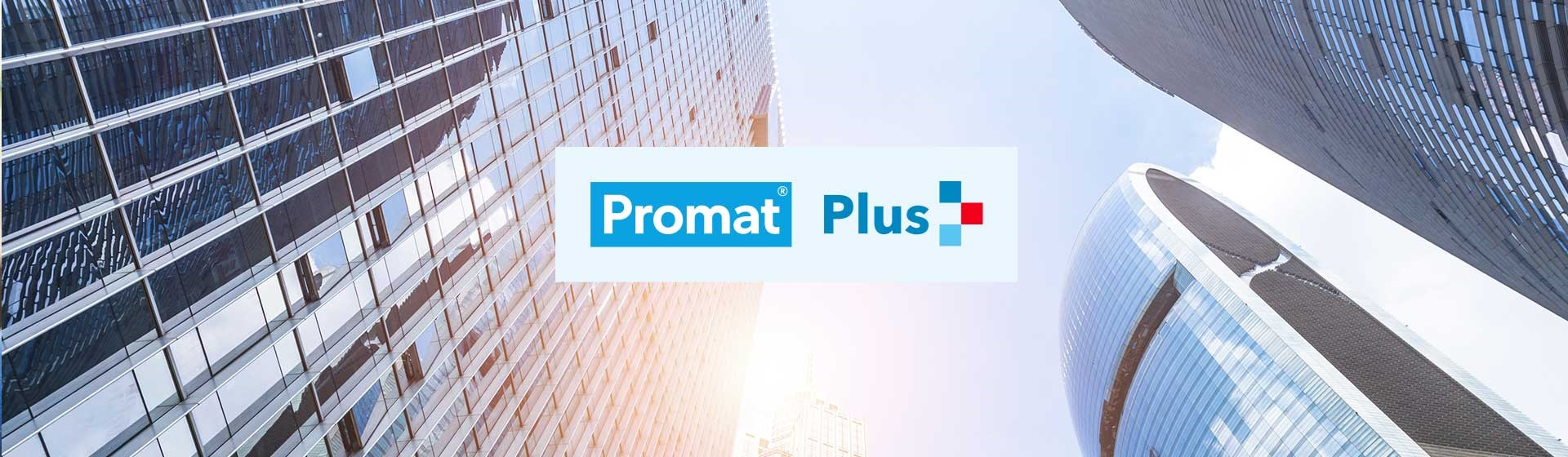 Banner Promat Plus