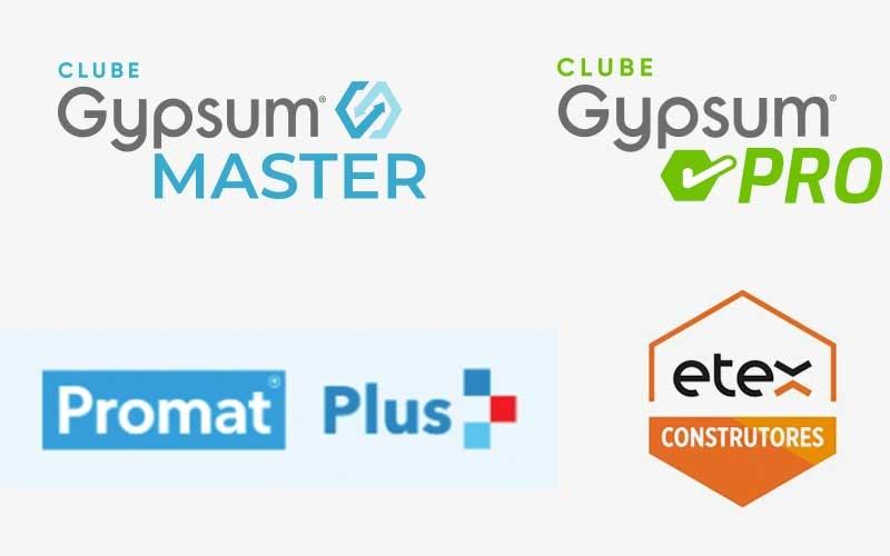 Logos clubes de relacionamento Etex