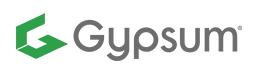 Logo Gypsum